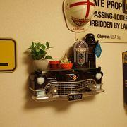 アメリカン雑貨 CAR SHELF カーシェルフ 棚