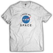 【予約販売】NASA公認Tシャツ(丸首)・インサイニア(ミートボール)・フルーツオブザルームボディJ3930HD