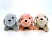 【服飾雑貨】【バッグチャーム】可愛いシープ(羊)ドッグキーホルダー