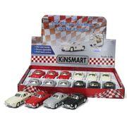 <ミニカー>KiNSMART ミニカー 1:36 メルセデスベンツ 300SL 4色アソート No.201-665