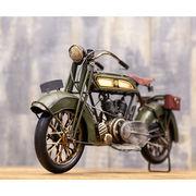 ビンテージカー ビンテージバイク GREEN バイク 2★