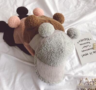 値下がり★韓国風帽子★新しいスタイル★ベビー帽★キッズ用 キャップ
