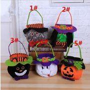 ハロウィン  魔女 かぼちゃ ハンドバッグ 子どもの祝日 キャンディの袋 パーティー 道具袋