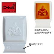 柴犬醤油皿 伏せ(1個箱入)
