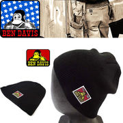BEN DAVIS  ACRYLIC  SKULLY  CAP   16955