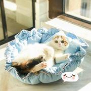 可愛いペット用品★犬、猫の小屋★ペットの床★柔らかい敷物