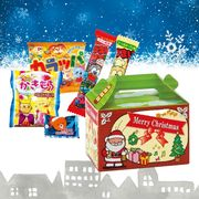 クリスマスお菓子ボックス