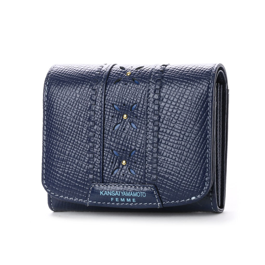 カンサイ ヤマモト ファム KANSAI YAMAMOTO FEMME コンパクト2つ折財布