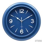 掛け時計 スピカ Φ36cm ブルー