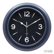 掛け時計 スピカ Φ36cm ブラック