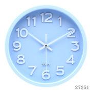 掛け時計 スピカ Φ30cm ペールブルー