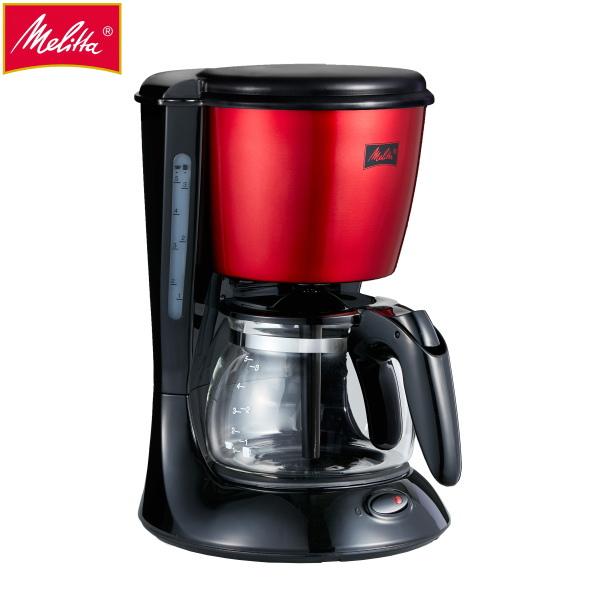 メリタ Melitta ツイスト TWIST コーヒーメーカー SCG58-5-R ルビーレッド