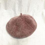★秋冬新作★ レディースファッション 帽子ベレー帽 かわいい オシャレ9色