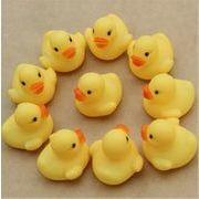 水遊びの黄鴨 ミニ お風呂のおもちゃ 赤ん坊が水をからむ 小鴨 子供の利益 おもちゃ