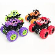 慣性 動動車 4駆の越野車 子供 模型車 玩具車 カプセル
