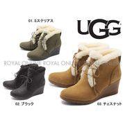 【アグ】 1017421 ブーツ ジョバナ JEOVANA ショートブーツ ブーティ 全3色 レディース