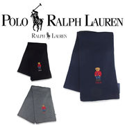 RALPH LAUREN POLO PONY BEAR SCARF  17155