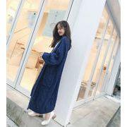 韓国ファッション  CHIC気質   ニットカーディガン