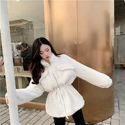 ※新生活応援SALE※ 韓国ファッション  CHIC気質  中・長セクション  ウールコート
