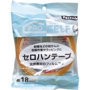 Nitto セロハンテープ18mm×35m 33-201