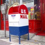 アメリカン雑貨 IRON US MAIL BOX アメリカ 郵便ポスト オブジェ
