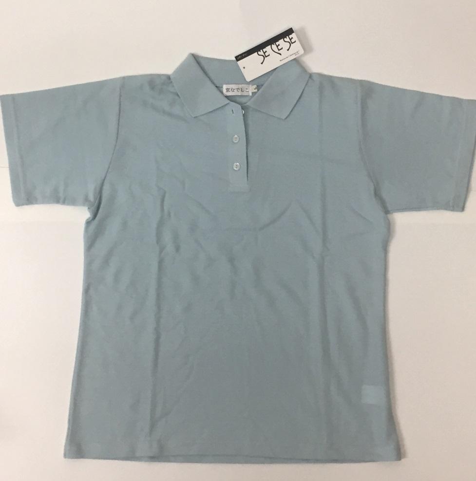 日本製!綿素材レディーススポーツポロシャツ