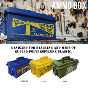 U.S AMMO BOX