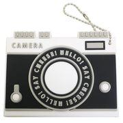 【手鏡】シリコンミラー/カメラ オルチャンモチーフ