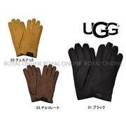 【アグオーストラリア】 17392 シープスキン グローブ   手袋  全3色 メンズ