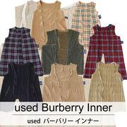 used Burberry Inner 古着 ユーズド バーバリー インナー 6枚セット MIX アソート