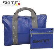 フランスブランド SKIMP トートバッグ Studieux ダークブルー (紺 青)