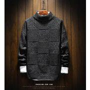 新作 メンズ ニット セーター 秋冬 カジュアル おしゃれ マストアイテム 暖かい かっこいい dmnit003