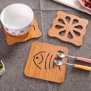 木製 コースター  かわいい キッチン雑貨