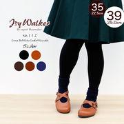 【joy walker】レディースサイズ クロスベルト スリッポン 5色