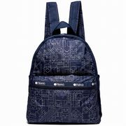 LeSportsac レスポートサック リュックサック Basic Backpack TYPE FACE