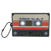 【手鏡】マーベル/ラバーダイカットミラー/カセットテープ