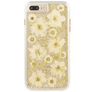 iPhone8 Plus/7 Plus/6s Plus/6 Plus Karat Petals - White  CM036172