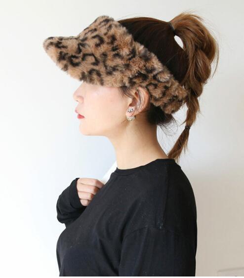 新品★キャップ★ハット★大人帽子★ins 豹柄 ハンチング