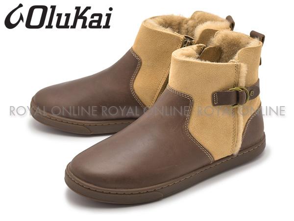S) 【オルカイ】 20362 GSGS ブーツ PEHUEA HULU ハワイ ブランド 靴 ゴールデンサンド レディース