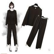 【大きいサイズXL-5XL】【春夏新作】ファッション/人気/上下セットトップス