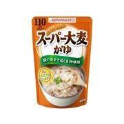 【ケース売り】味の素KKおかゆスーパー大麦がゆ 鶏とホタテのだし仕立て