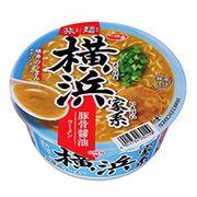 【ケース売り】サッポロ一番 旅麺 横浜家系 豚骨しょうゆラーメン