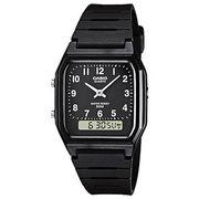CASIO腕時計 アナデジ アナログ&デジタル AW-48H-1B チプカシ メンズ腕時計