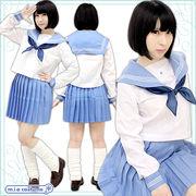 ■送料無料■ 中京女子大学付属高校 中間服 サイズ:M/BIG