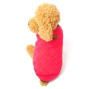 犬 服 犬服 犬の服 cheepet キルティング ベスト ジャケット アウター ドッグウェア 洋服 裏起毛
