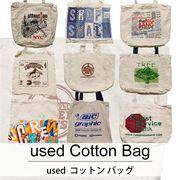 used Cotton Bag 古着 ユーズド コットン バッグ 10個セット MIX アソート