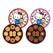(キャラクターグッズ)(キャラクター)ハローキティ クッキー缶