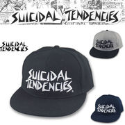 SUICIDAL Full Embroidered Custom Snapback  17378