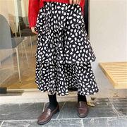 初回送料無料 2019 ハングルセレブstyle カジュアル スカート 全2色 gjfch-19cs03春夏 新作