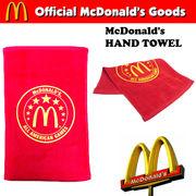 McDonald's  HAND TOWEL【マクドナルド ハンドタオル】